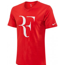Roger Federer RF Foundation Large Logo Nike T-Shirt