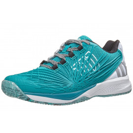 Wilson Kaos Men's Shoes - Blue/White