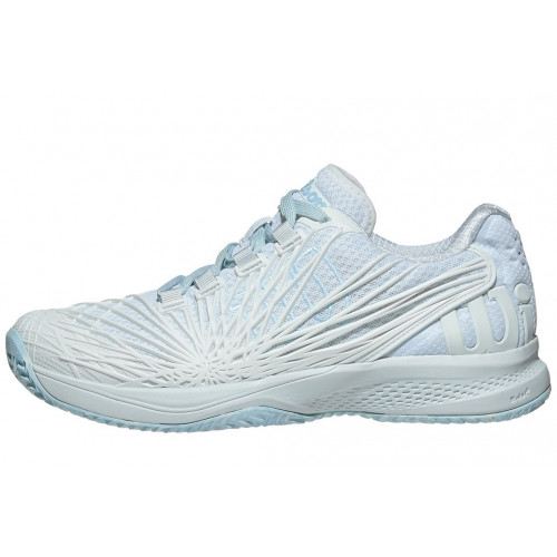 Wilson Kaos Women's Shoes - White/Blue