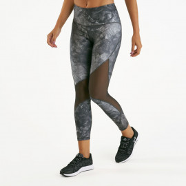 Under Armour Women's Heatgear Armour Ankle Crop Print Leggings