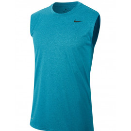 Nike Men's Summer Legend Sleeveless Top - Light Blue