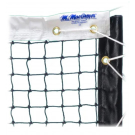 MacGregor Super Pro 5000 Tennis Net - 3.6 mm
