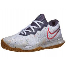 Nike Air Zoom Vapor Cage 4 Men's Shoe - White/Crimson