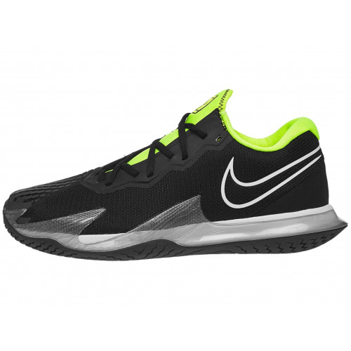 Nike Air Zoom Vapor Cage 4 Men's Shoe - Black/Volt