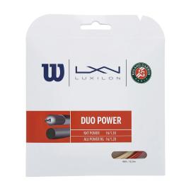 Wilson Duo Power Roland Garros Tennis String