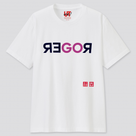 Uniqlo Roger Federer Short Sleeve T-shirt
