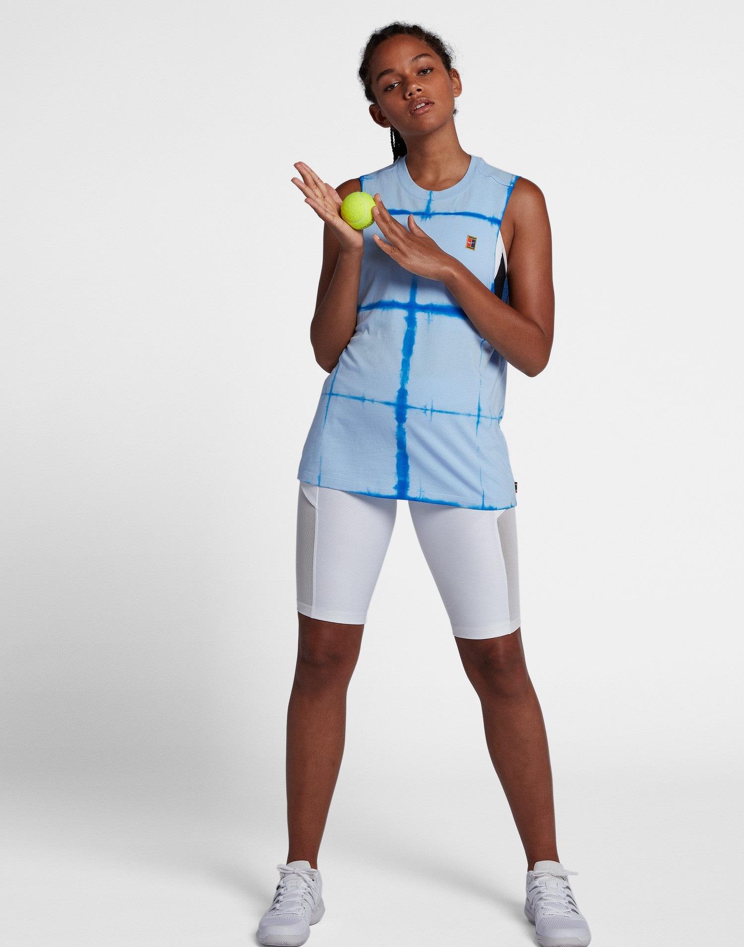 Nike Women's Fall Tie Dye Muscle Tank