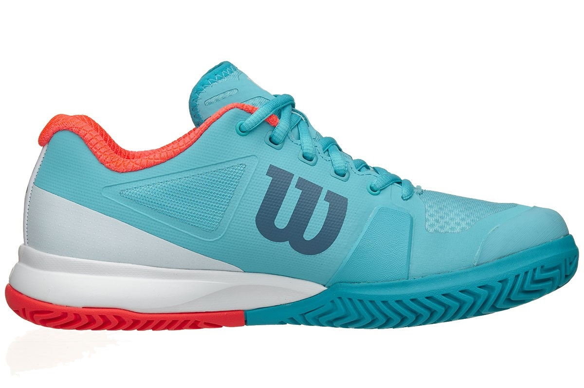 Wilson Rush Pro Women's Shoe - Blue