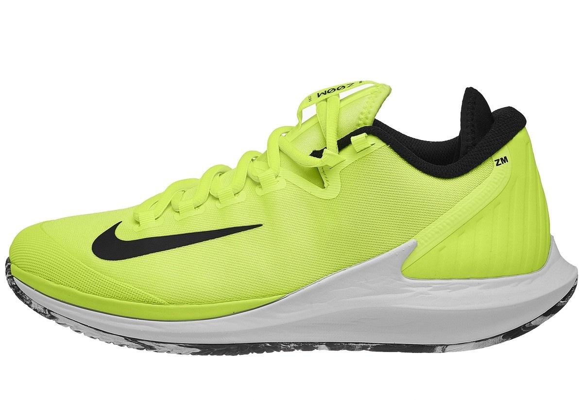 Nike Air Zoom Zero PRM Limited Edition Color Volt/Black/White Men's Shoe