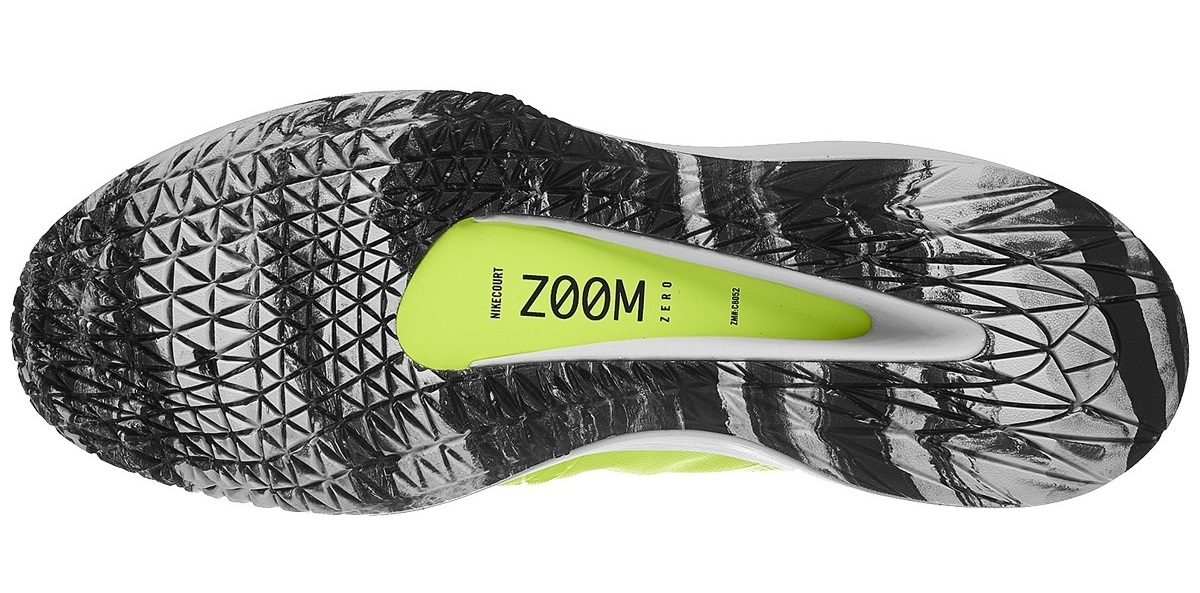 Nike Air Zoom Zero PRM Limited Edition Color Volt/Black/White Men's Shoe
