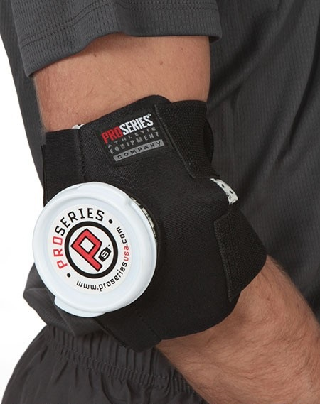 ProSeries Tennis Elbow or Wrist Ice or Hot Pack System - Certified by ATP