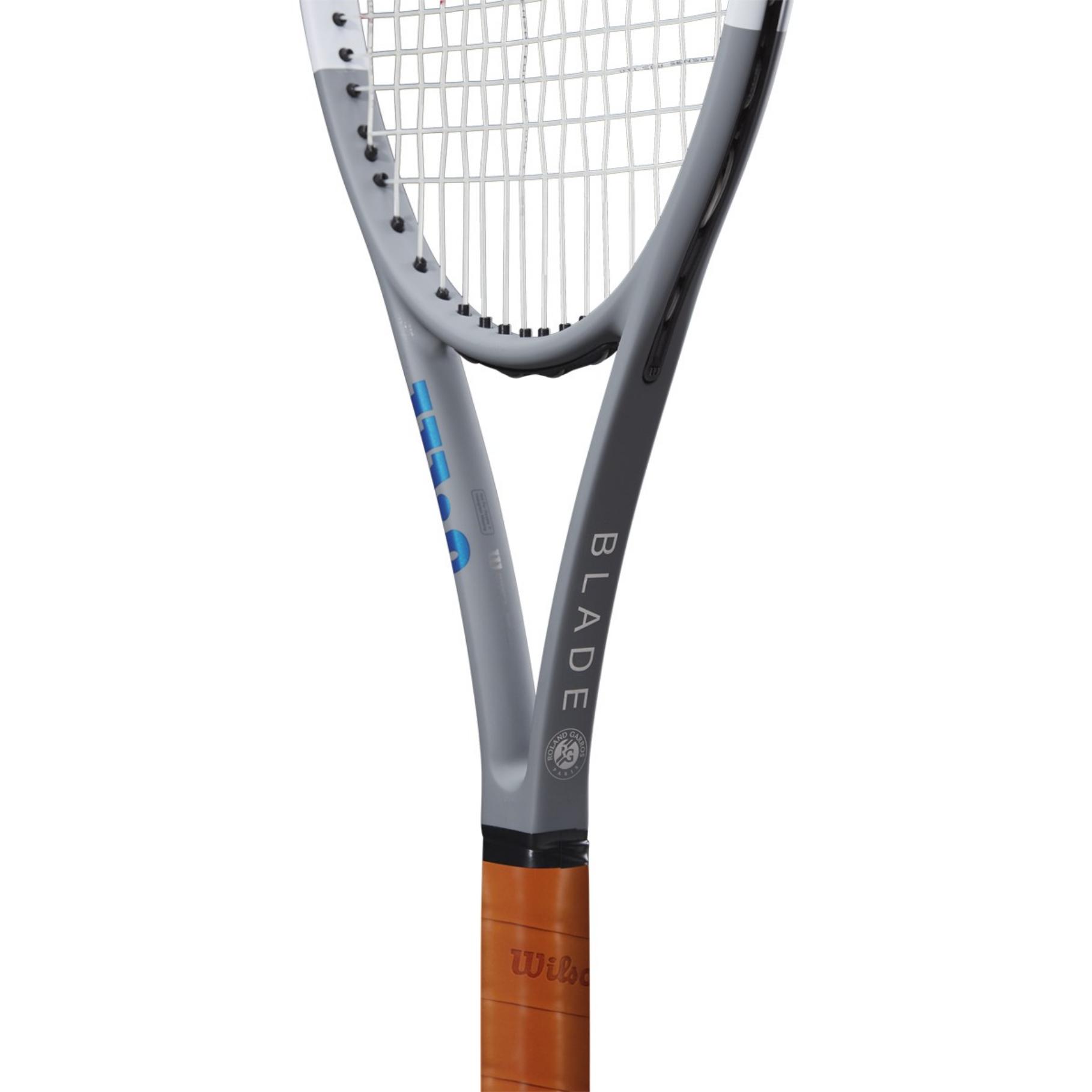 Wilson Blade 98 V7.0 16*19 Roland Garros Tennis Racquet