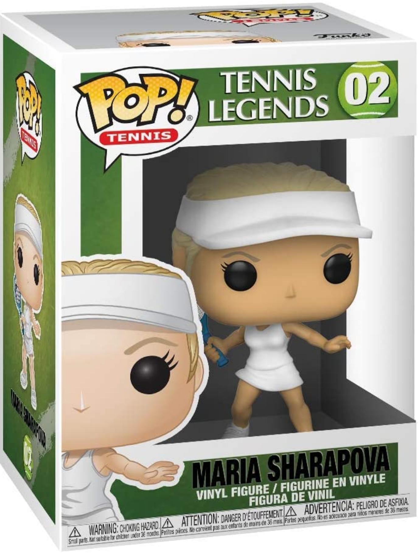 Tennis Legends - Maria Sharapova