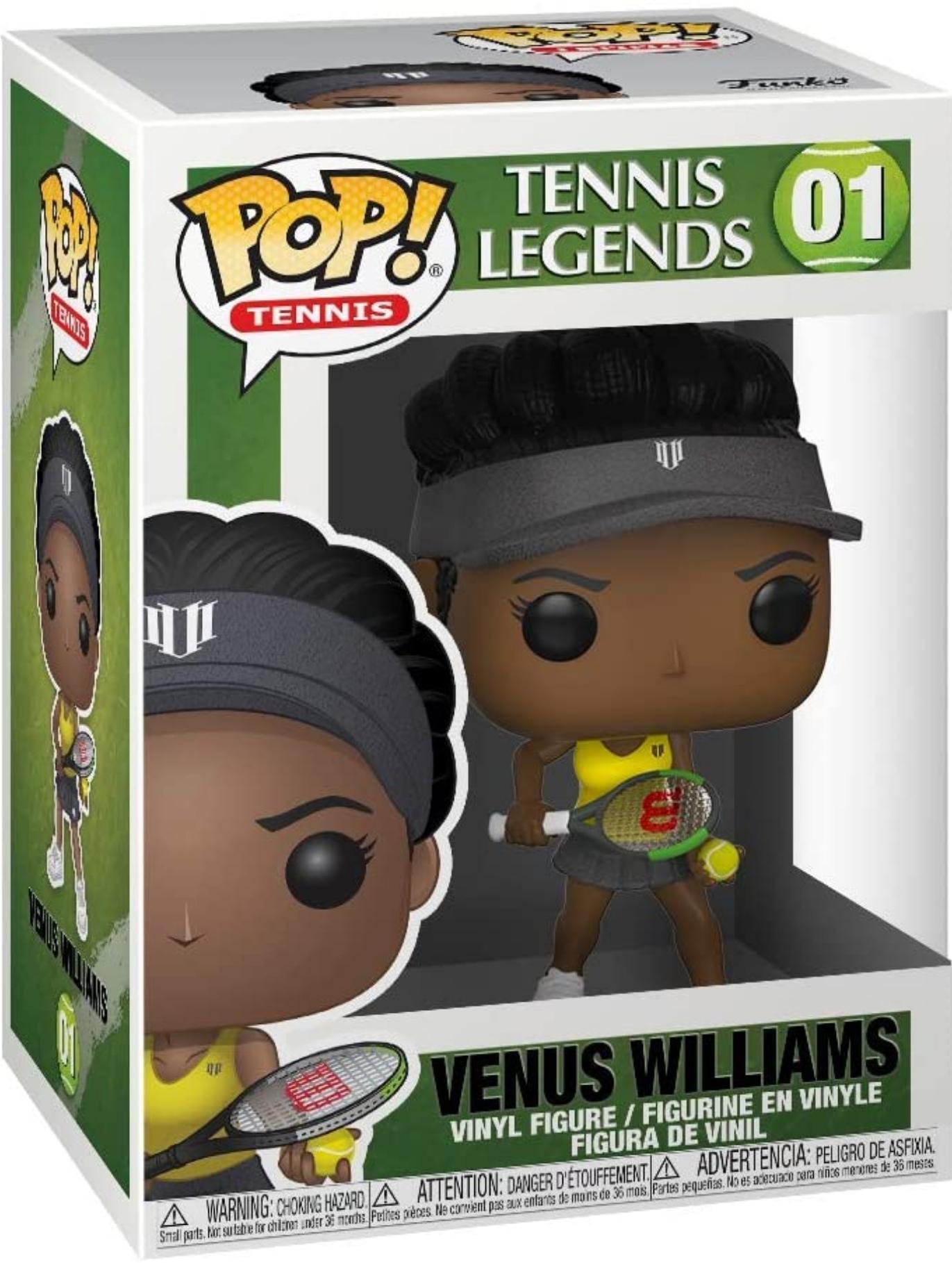 Tennis Legends - Venus Williams